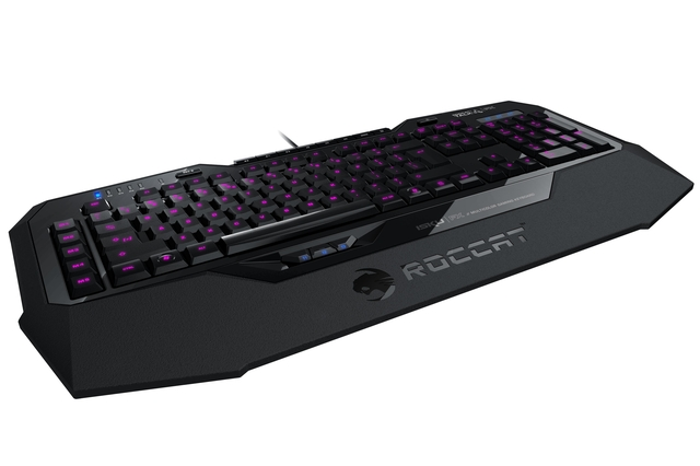 Roccat Isku FX gaming keyboard