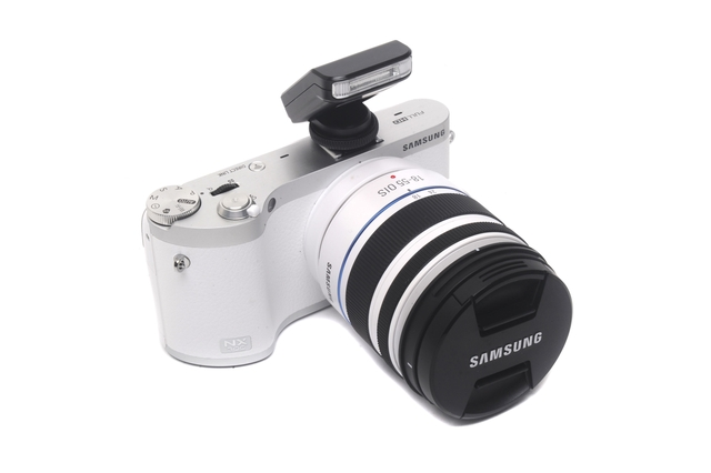 Samsung NX300 compact system camera