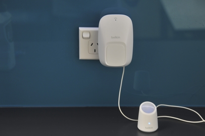 Belkin Australia WeMo Switch+Motion
