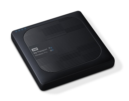 WD WD My Passport Wireless Pro