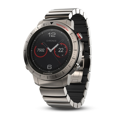 Garmin Fenix Chronos fitness smartwatch