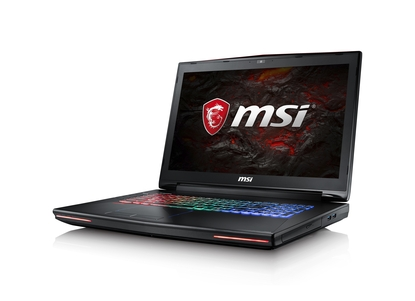 MSI GT72VR 7RE gaming laptop