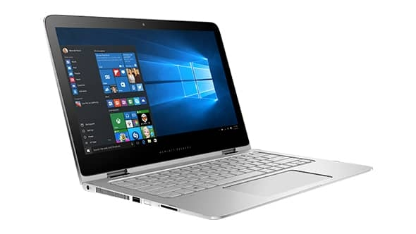 Windows 10 / HP Spectre x360