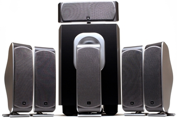JBL SCS260-6 Home Theatre Speakers