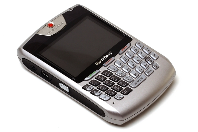 Research In Motion BlackBerry 8707v
