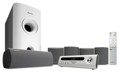 Pioneer HTP-GS1 Xbox Home Theatre