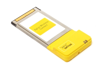 Optus Wireless Connect Card
