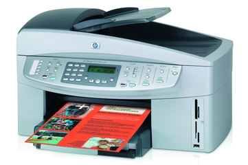 Hewlett-Packard Australia Officejet 7210