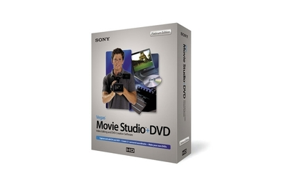 Sony Vegas Movie Studio + DVD 7 (Platinum Edition)