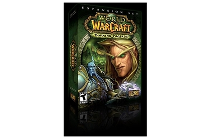 Blizzard World of Warcraft: The Burning Crusade