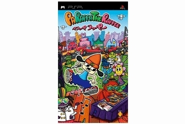Sony Computer Entertainment PaRappa the Rapper