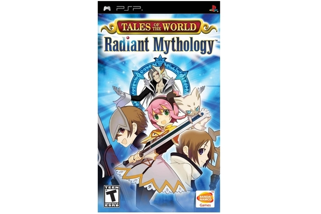 Namco Bandai Tales of the World: Radiant Mythology