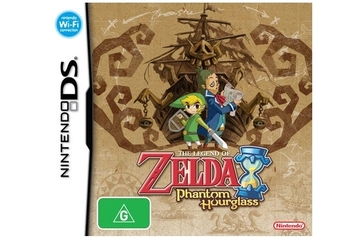 Nintendo Australia The Legend of Zelda: Phantom Hourglass