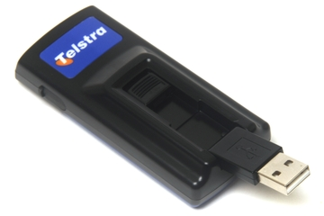 Telstra Corporation Next G Turbo 7 Series USB Modem