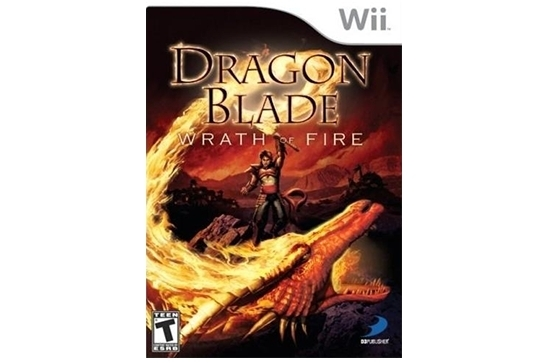 D3 Publisher Dragon Blade: Wrath of Fire