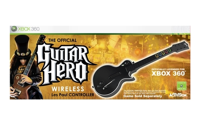 Activision Xbox 360 Wireless Guitar