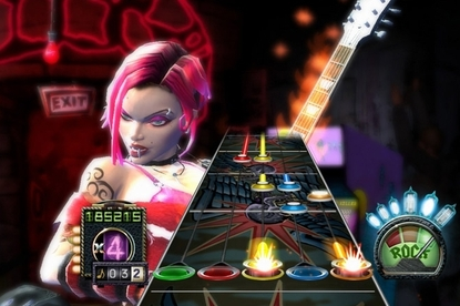 RedOctane Guitar Hero III