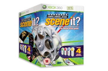 Microsoft Game Studios Scene It? the Movie Trivia Game