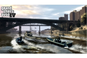 Rockstar Games Grand Theft Auto IV