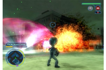 THQ Destroy all Humans! 2