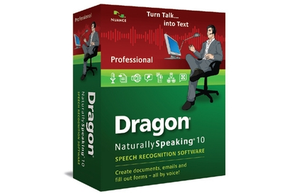 Nuance Dragon Naturallyspeaking 10 Professional