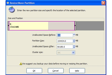 Easeus Partition Manager Professional Edition 2.1