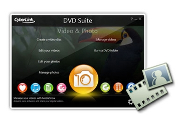 Cyberlink DVD Suite 7 Ultra