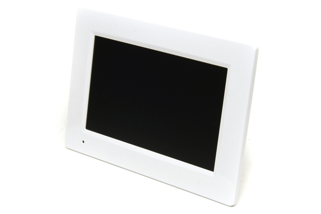 Viewsonic 7in Digital Photo Frame (DPX704WH)