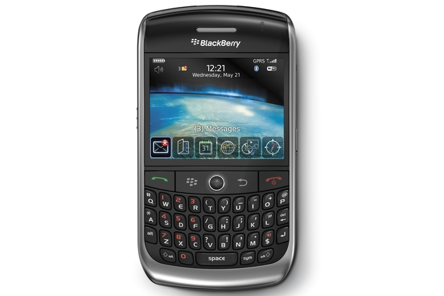 Research In Motion BlackBerry Curve 8900