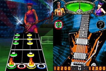 Activision Guitar Hero: Modern Hits