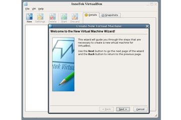 Sun Microsystems Virtual Box 2.2