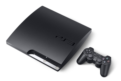 Sony Playstation 3 120GB (PS3 Slim)