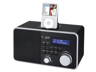 Kogan Technologies Digital Radio