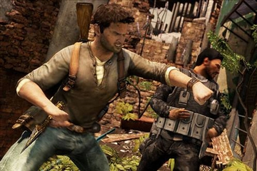 Sony Uncharted 2: Among Thieves