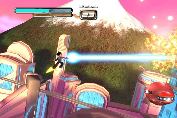 D3 Publisher Astro Boy: The Video Game