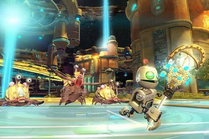 Sony Ratchet & Clank Future: A Crack in Time
