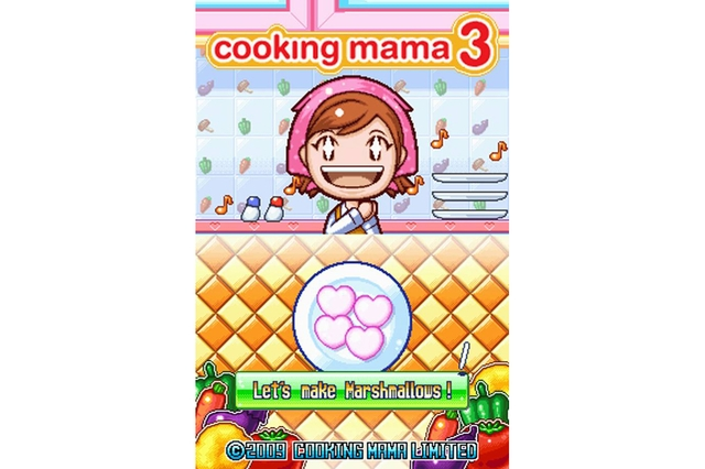 505 Games  Cooking Mama 3: Shop and Chop