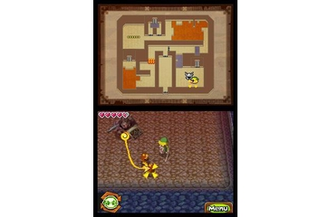 Nintendo Australia The Legend of Zelda: Spirit Tracks