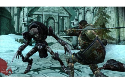 EA Games Dragon Age: Origins - Return to Ostagar