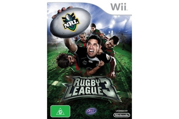 Sidhe Interactive Rugby League 3