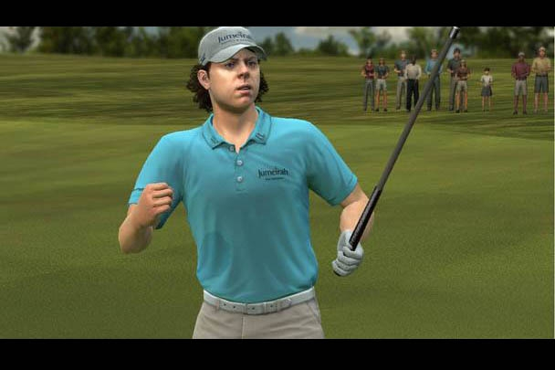 EA Games Tiger Woods PGA Tour 11