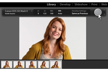 Adobe Systems Photoshop Lightroom 3