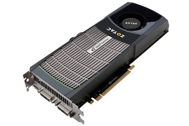 Zotac Graphics GeForce GTX 480