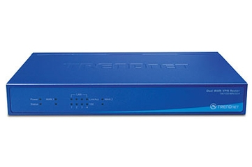 TRENDnet Dual WAN Advanced VPN Router (TW100-BRV324)