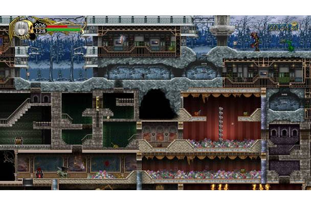 Konami Castlevania: Harmony of Despair
