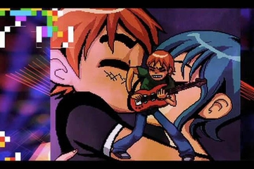 Ubisoft Scott Pilgrim vs. The World
